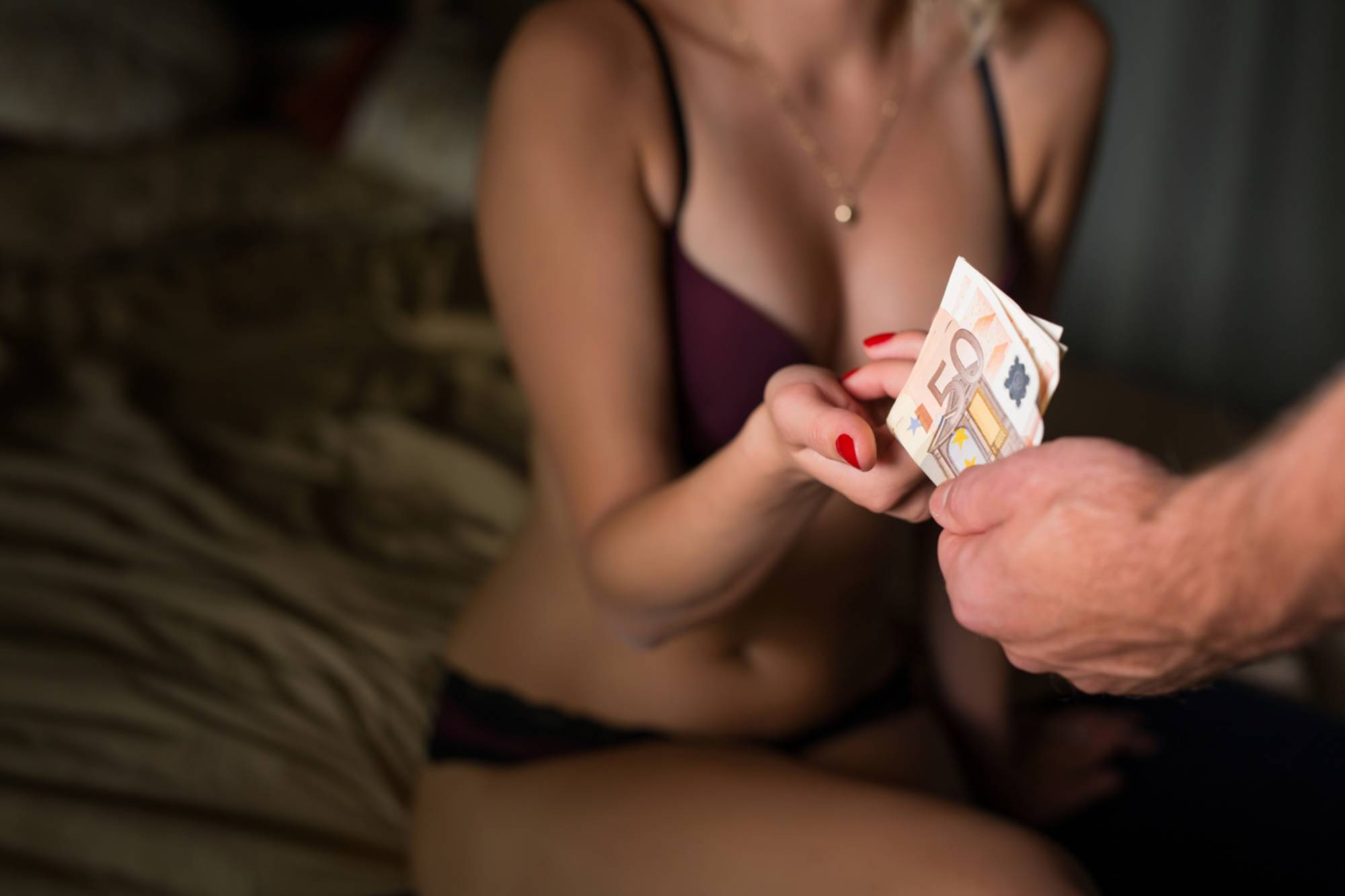 Escorts and prostitutes are completely different. Prostitution is illegal and you are paying for a single encounter.